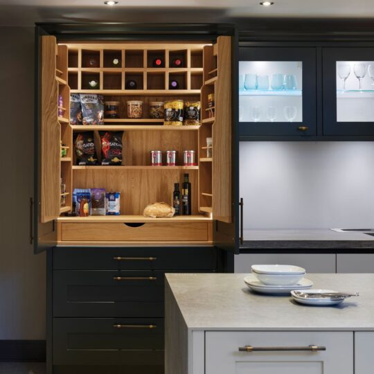 Classic Style Kitchen Designs
