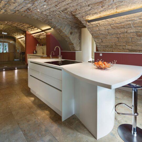 Stylish Minimalist Kitchens